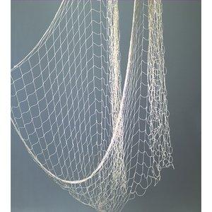 Billigtpyssel.se | Fiskenät bomull 400 x 100 cm - nätstorlek 5 cm