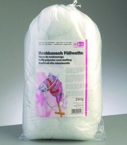 Billigtpyssel.se | Fluffig stoppning polyester - vit