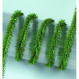 Billigtpyssel.se | Girlang mini 3 m / ø 8 mm - grön myrten