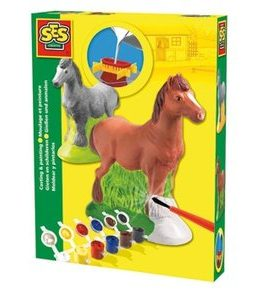 Billigtpyssel.se | Gjut och måla en häst