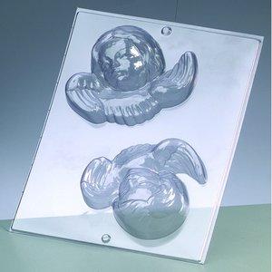 Billigtpyssel.se | Gjutform - änglar 10 cm