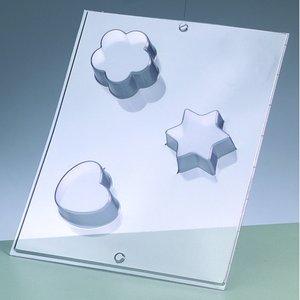 Billigtpyssel.se | Gjutform för ljus ø 5 x 2