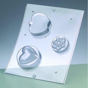 Billigtpyssel.se | Gjutform för tvål - äpple