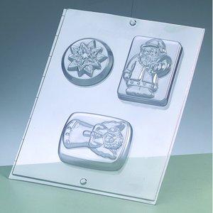 Billigtpyssel.se | Gjutform för tvål - Tomten