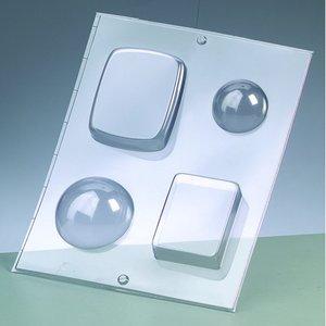 Billigtpyssel.se | Gjutform för tvål - boll