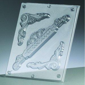 Billigtpyssel.se | Gjutform - prydnadsföremål 13-23 cm