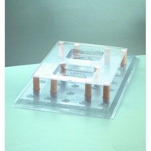 Billigtpyssel.se | Gjutram universal 38 x 24 cm - 11 delar