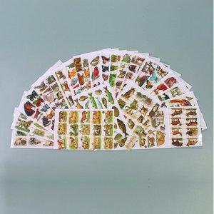 Billigtpyssel.se | Glansiga bilder - 25-pack - 1 st. Djur - Modell blandade