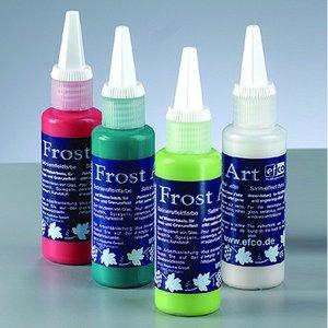 Billigtpyssel.se | Glasfärg - Frost Art satinfärg - 50 ml (flera olika färgval)