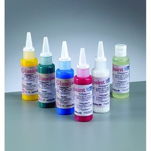 Billigtpyssel.se   Glasfärg - genomskinlig - 50 ml (flera olika färgval)