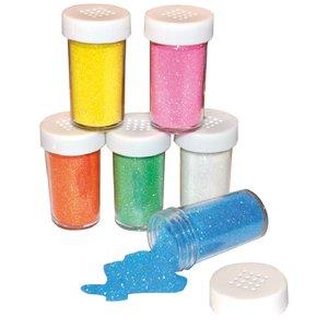 Billigtpyssel.se | Glitterströssel pastell
