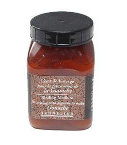 Billigtpyssel.se   Gouachemedium Sennelier Gouache binding medium - 200 ml