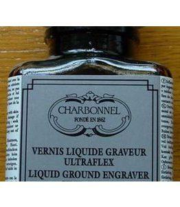 Billigtpyssel.se | Ground Engraver Ultraflex Charbonnel Ink. Medium - 75 ml