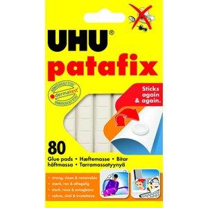 Billigtpyssel.se | Häftmassa Patafix UHU - 80st