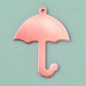 Billigtpyssel.se | Hängsmycke 28 x 36 mm - paraply