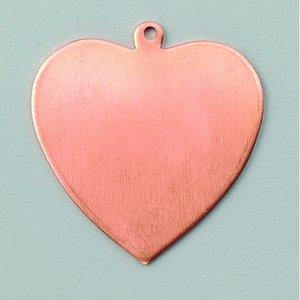 Billigtpyssel.se | Hängsmycke 36 x 39 mm - hjärta