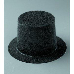 Billigtpyssel.se | Hög hatt 65 x 43 mm - 20-pack - svart