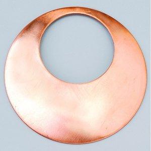 Billigtpyssel.se | Halsbandsdel ø 68 mm - rund kupad