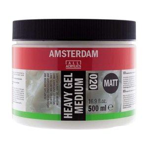 Billigtpyssel.se | Heavygel Amsterdam 500 ml - Matt