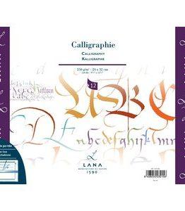 Billigtpyssel.se | Kalligrafiblock Lana 250 G