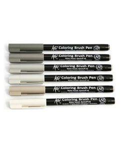 Billigtpyssel.se   Koi Color Penselpenna - 6 pennor