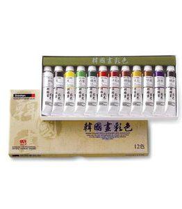 Billigtpyssel.se | Korean Artist Color Shinhan 20ml 12st