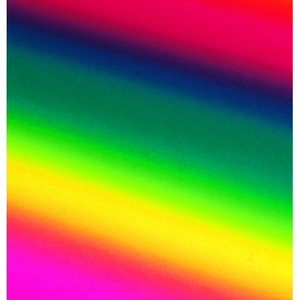Billigtpyssel.se | Kräppapper 50 x 250 cm - regnbågsfärg