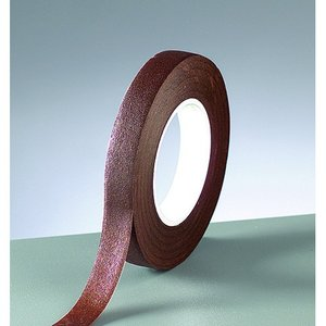 Billigtpyssel.se | Kräpptejp 13 mm - brun 28 m