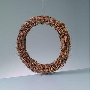 Billigtpyssel.se | Krans av klängväxt 25 cm - naturlig