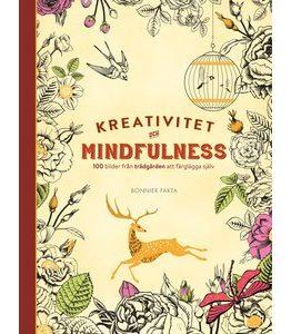 Billigtpyssel.se   Kreativitet och mindfulness - 100 bilder från trädgården att färglägga själv