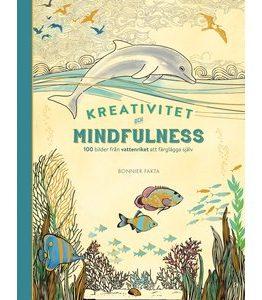 Billigtpyssel.se | Kreativitet och mindfulness - 100 bilder från vattenriket att färglägga själv