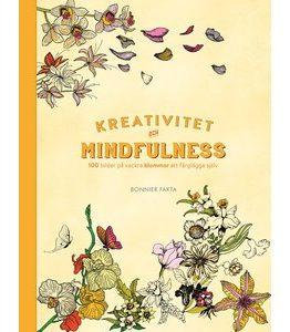 Billigtpyssel.se | Kreativitet och mindfulness - 100 bilder på vackra blommor att färglägga själv
