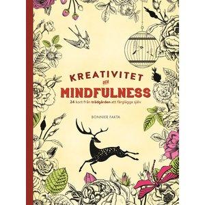 Billigtpyssel.se | Kreativitet och mindfulness - 24 kort från trädgården att färglägga och skicka