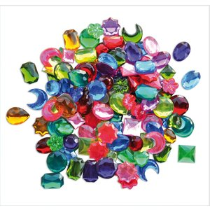Billigtpyssel.se | Kristallstenar stora mix