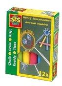 Billigtpyssel.se   Kritor 12 färger