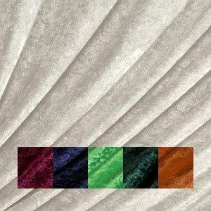 Billigtpyssel.se | Krossad sammet - 145 cm