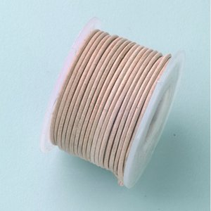 Billigtpyssel.se | Läderband ø 1 mm