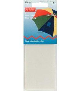 Billigtpyssel.se | Laglapp av nylon självhäftande - 18x10 cm