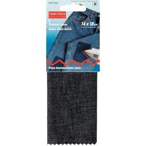 Billigtpyssel.se | Laglapp denim 14x18cm svart 0