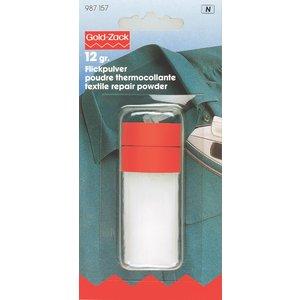 Billigtpyssel.se | Lagpulver till textil 12 g