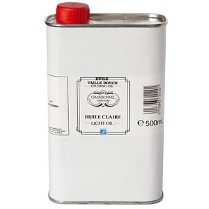 Billigtpyssel.se | Light Oil Etsning Charbonnel Ink. Medium - 500 ml