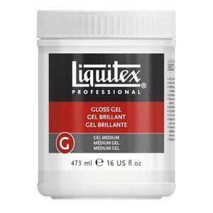 Billigtpyssel.se   Liquitex Akrylmedium 473ml - Gloss Gel
