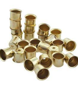 Billigtpyssel.se   Ljushållare i metall - 25 st