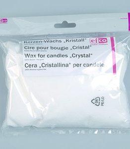 Billigtpyssel.se   Ljusmassa - Vegetabilisk vax - Kristall