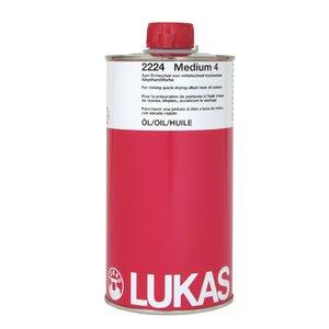 Billigtpyssel.se | Lukas Oljemedium Alkyd Oil Medium - 1000ml
