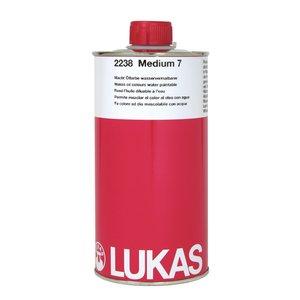 Billigtpyssel.se   Lukas Oljemedium Water Mixable Oil Medium - No7