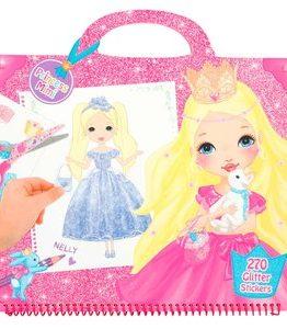 Billigtpyssel.se   Målarbok Princess Mimi - Glamour