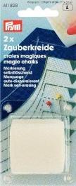 Billigtpyssel.se | Magiska kritor vita självupplösande 2 st
