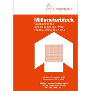 Billigtpyssel.se | Millimeterblock Hahnemühle 80/85g