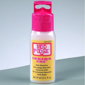 Billigtpyssel.se | Mod Podge - 59 ml Dimensional Magic / 3 D sealer